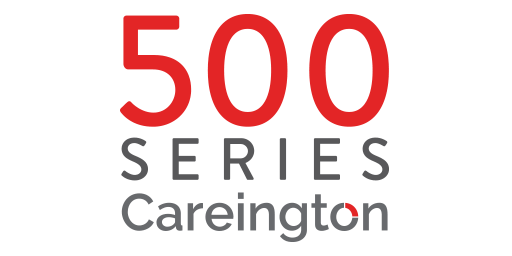 careington 500 logo