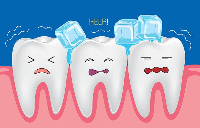 Why Do My Teeth Hurt When I Eat Cold Foods?