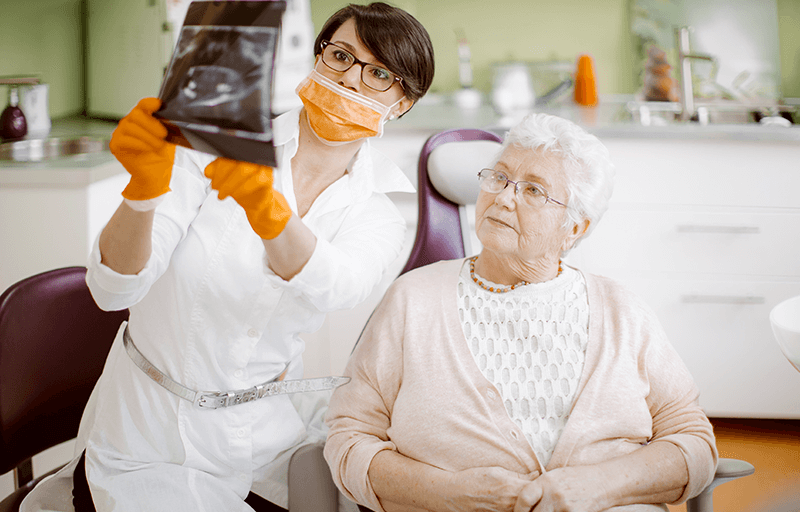Top 5 Dental Concerns for Seniors