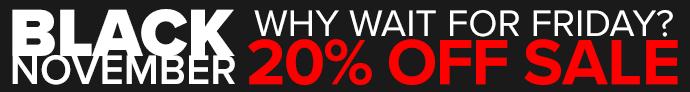 .swb-bar.swb-bar-primary {background-color: #ff0000 !important;} Sale Ends:  |Black November SALE! Join Now, Save 20%! Use code: NOV19